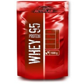 Activlab Whey Protein 95 - 1500g - OUTLET