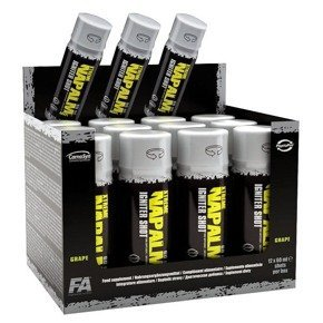 FA Nutrition Xtreme Napalm Shot 12x60 ml