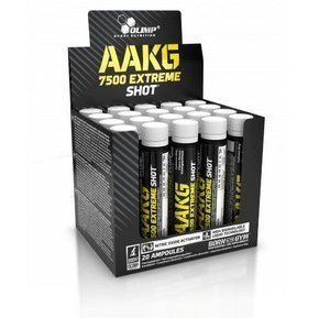 OLIMP AAKG 7500 Extreme Shot - 1 x 25ml