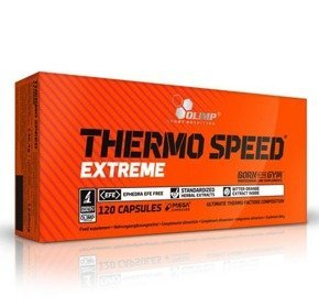 OLIMP Thermo Speed Extreme Mega Caps - 120 Kaps.