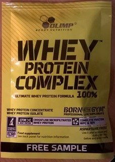 OLIMP Whey Protein Complex - 17,5g