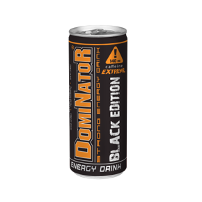 Olimp Dominator - Strong Energy Black Edition 250ml drink