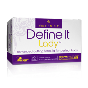 Queen Fit Define it Lady 60 tabl