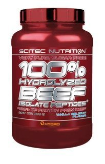 SCITEC Hydrolized Beef Isolate Peptides - 900g