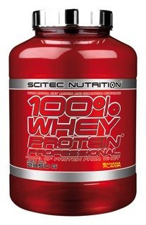 SCITEC Whey Protein Professional - 2350g