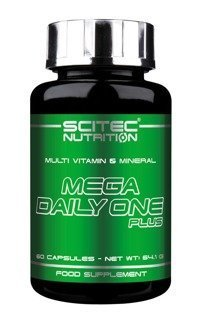 Scitec Mega Daily One Plus 60 kaps