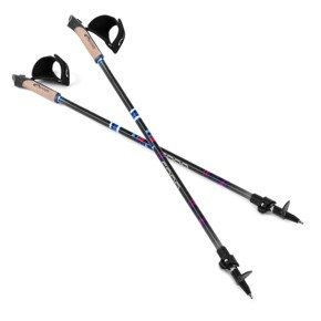 Spokey FOOG - Kije Nordic Walking; 105 - 140 cm