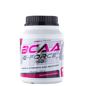 TREC Bcaa G-Force 1150 - 360 kaps.