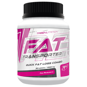 TREC Fat Transporter - 90 tab