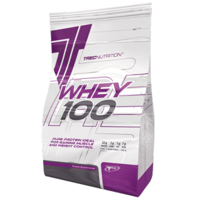 TREC Whey 100 - 900g  - OUTLET