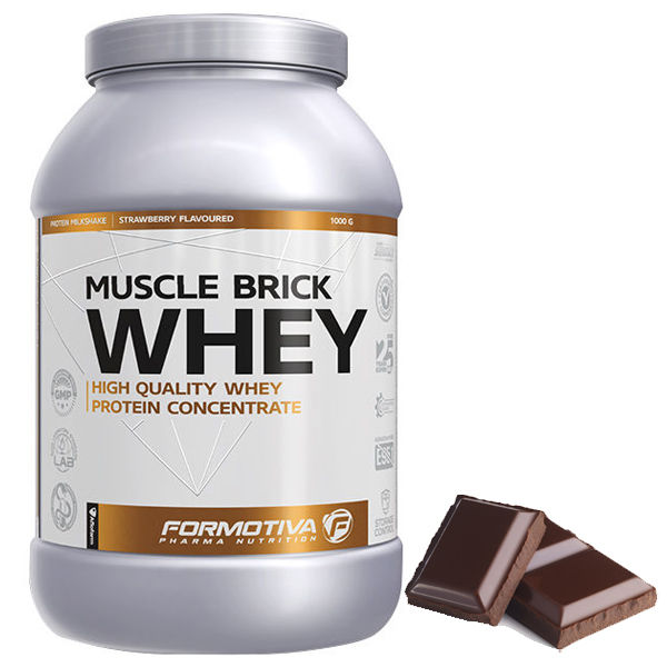 Muscle Brick Whey 1000g