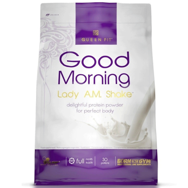 Queen Fit Good Morning Lady am Shake 720 g bag