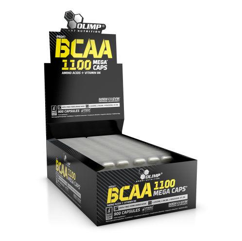BCAA Olimp Mega Caps
