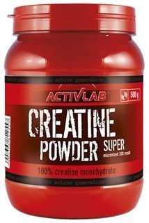 ACTIVLAB Creatine Powder - 500g - OUTLET