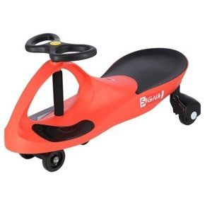 BC88 BALANCE CAR RED/BLACK SIGNA