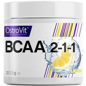 BCAA 2-1-1 200 g OstroVit OUTLET