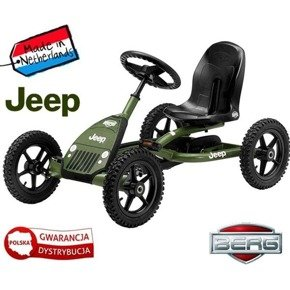 BERG BUDDY Gokart Jeep Junior 50kg 3-8 lat