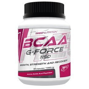 Bcaa G-Force 1150 - 90 kaps TREC