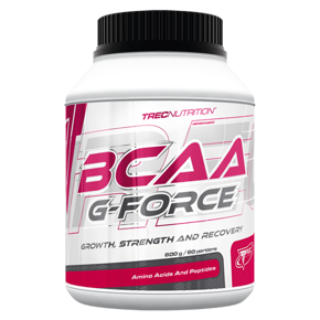 Bcaa G-Force - 600g TREC
