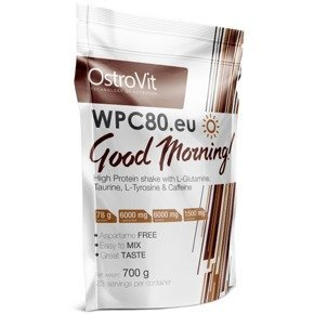 Białko WPC80.eu Good Morning 700g OstroVit