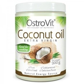 COCONUT OIL EXTRA VIRGIN 900g OstroVit