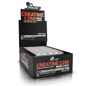 Creatine 1250 Mega Caps - 30 kaps OLIMP