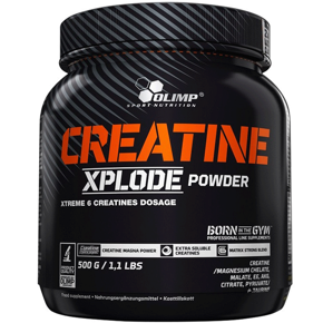 Creatine Xplode™ - 500g OLIMP