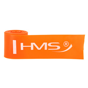 FB02 ORANGE 1.0 x 50 x 2080 MM FLOSS BAND GUMA DO ĆWICZEŃ HMS