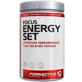 Focus Energy Set 480g Formotiva