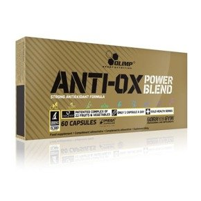 OLIMP Anti-Ox Power Blend™ Mega Caps® - 60 kaps.