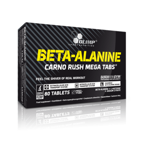 OLIMP Beta-Alanine Carno Rush - 80 tabl.