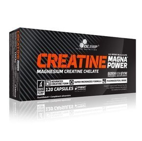 OLIMP Creatine Magna Power® Mega Caps® - 120 kaps.
