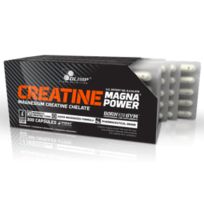 OLIMP Creatine Magna Power® Mega Caps® - 300 kaps