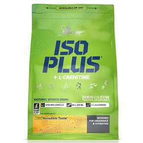 OLIMP Iso Plus 1505 g folia zip (1400+105g GRATIS)