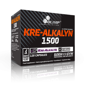 OLIMP Kre-Alkalyn 1500 - 120 kaps.