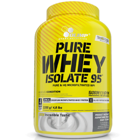 OLIMP Pure Whey Isolate 95® - 2200g