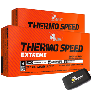 OLIMP Thermo Speed Extreme Mega Caps 240 Kaps.