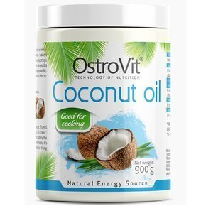 OSTROVIT COCONUT OIL rafinowany 900g OUTLET
