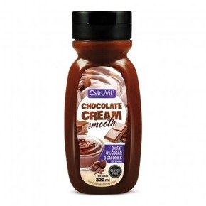 OSTROVIT ZERO CALORIES SAUCE Chocolate 320 ml