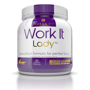 Queen Fit Work It Lady 337,5g