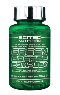 SCITEC Green Coffee Complex - 90 kaps.