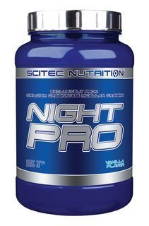 Scitec Night Pro 900g - OUTLET