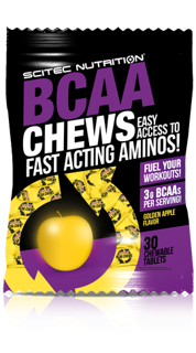 Scitec Nutrition - BCAA CHEWS