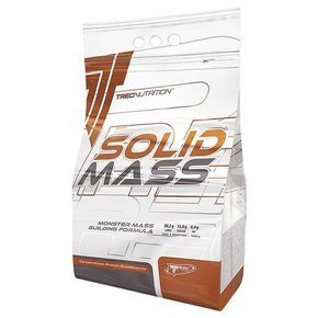 Solid Mass 3000g gainer masa TREC