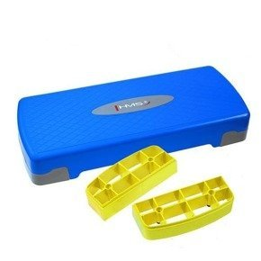Step do Aerobiku Fitness 2 Stopniowy AS003 HMS Blue