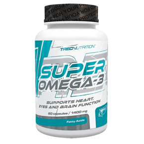 Super Omega 3 - 60 kaps TREC OUTLET