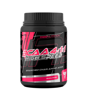 TREC BCAA 4:1:1 HIGH SPEED - 600 G