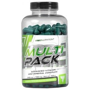 TREC MULTI PACK - 240 TAB.