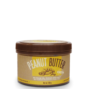 TREC Peanut Butter Smooth - 500 g OUTLET