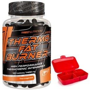 TREC Thermo Fat Burner - 120 kaps + Pill Box